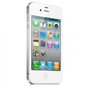 Apple iPhone 4S 16GB White (AT&T) Unlocked GSM Smartphone