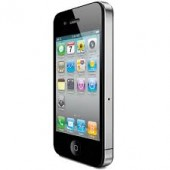 Apple iPhone 4 32GB - Black (Unlocked) GSM