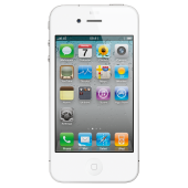 Apple iPhone 4 16GB - White AT&T (Unlocked)