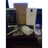 Samsung Galaxy Note 3 N900V White 32GB Unlocked Verizon CDMA GSM AT&T T-Mobile