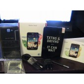 Samsung Galaxy Note SGH- i717 Black 16GB Unlocked GSM AT&T T-Mobile Phone