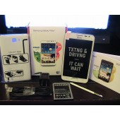 Samsung Galaxy Note SGH- i717 White 16GB Unlocked GSM AT&T T-Mobile Phone